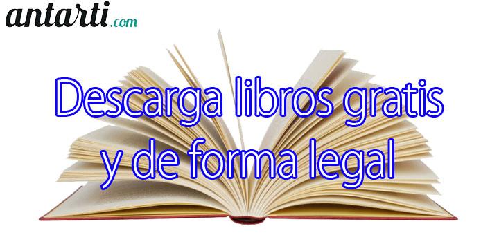 Libros electrónicos gratis